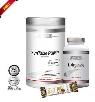 Akční Balíček SynTsize PUMP + L-Arginin
