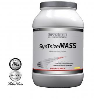 SynTech SYNTSIZE MASS  2,3KG